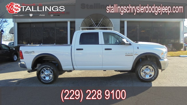 New 2018 Ram 2500 TRADESMAN CREW CAB 4X4 6'4 BOX Crew Cab in Thomasville, GA