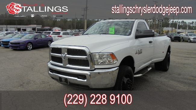 Used 2016 Ram 3500 Tradesman Truck Regular Cab in Thomasville, GA