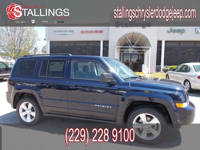 Used 2016 Jeep Patriot Latitude SUV for sale in Cairo, GA at Stallings Motors