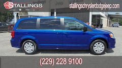 2018 Dodge Grand Caravan SE Passenger Van for sale in Cairo, GA at Stallings Motors