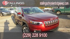 2019 Jeep Cherokee LATITUDE PLUS FWD Sport Utility for sale in Cairo, GA at Stallings Motors