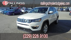 2019 Jeep Compass LATITUDE 4X4 Sport Utility for sale in Cairo, GA at Stallings Motors