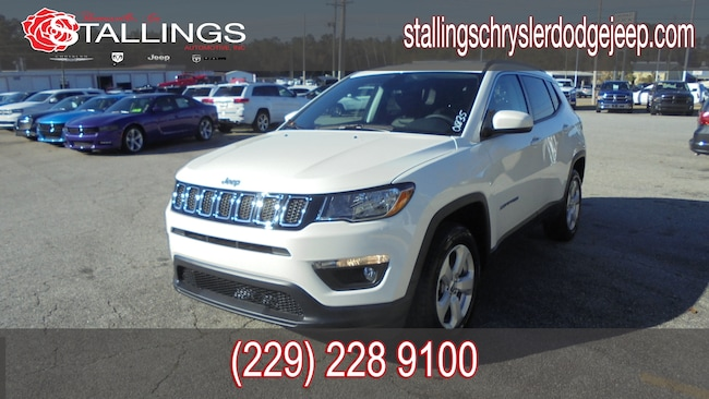 New 2019 Jeep Compass LATITUDE 4X4 Sport Utility in Thomasville, GA