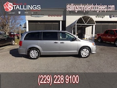 2019 Dodge Grand Caravan SE Passenger Van for sale in Cairo, GA at Stallings Motors