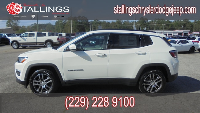 New 2019 Jeep Compass SUN & WHEEL FWD Sport Utility in Thomasville, GA