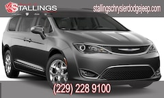 2019 Chrysler Pacifica LIMITED Passenger Van for sale in Cairo, GA at Stallings Motors