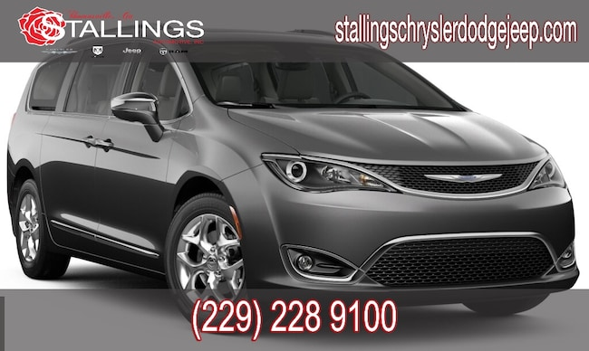 New 2019 Chrysler Pacifica LIMITED Passenger Van in Thomasville, GA