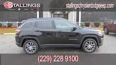 2019 Jeep Compass SUN & WHEEL FWD Sport Utility for sale in Cairo, GA at Stallings Motors