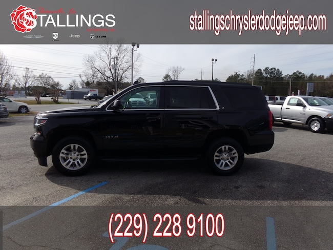 Used 2017 Chevrolet Tahoe LT SUV in Thomasville, GA