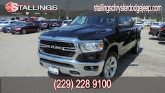 New 2019 Ram 1500 BIG HORN / LONE STAR CREW CAB 4X4 5'7 BOX Crew Cab in Thomasville, GA
