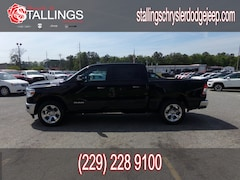 2019 Ram 1500 BIG HORN / LONE STAR CREW CAB 4X4 5'7 BOX Crew Cab for sale in Cairo, GA at Stallings Motors