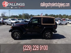 2019 Jeep Wrangler RUBICON 4X4 Sport Utility for sale in Cairo, GA at Stallings Motors