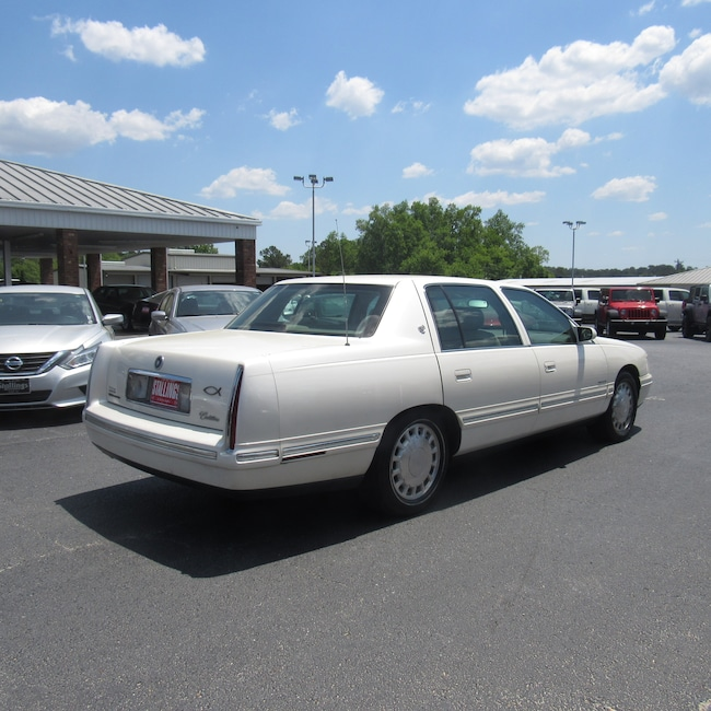 Used 1999 CADILLAC DEVILLE In Thomasville