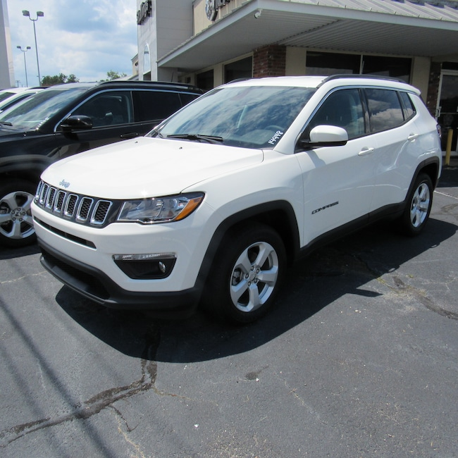 Used 2017 Jeep New Compass Latitude FWD SUV for sale in Cairo, GA at Stallings Motors