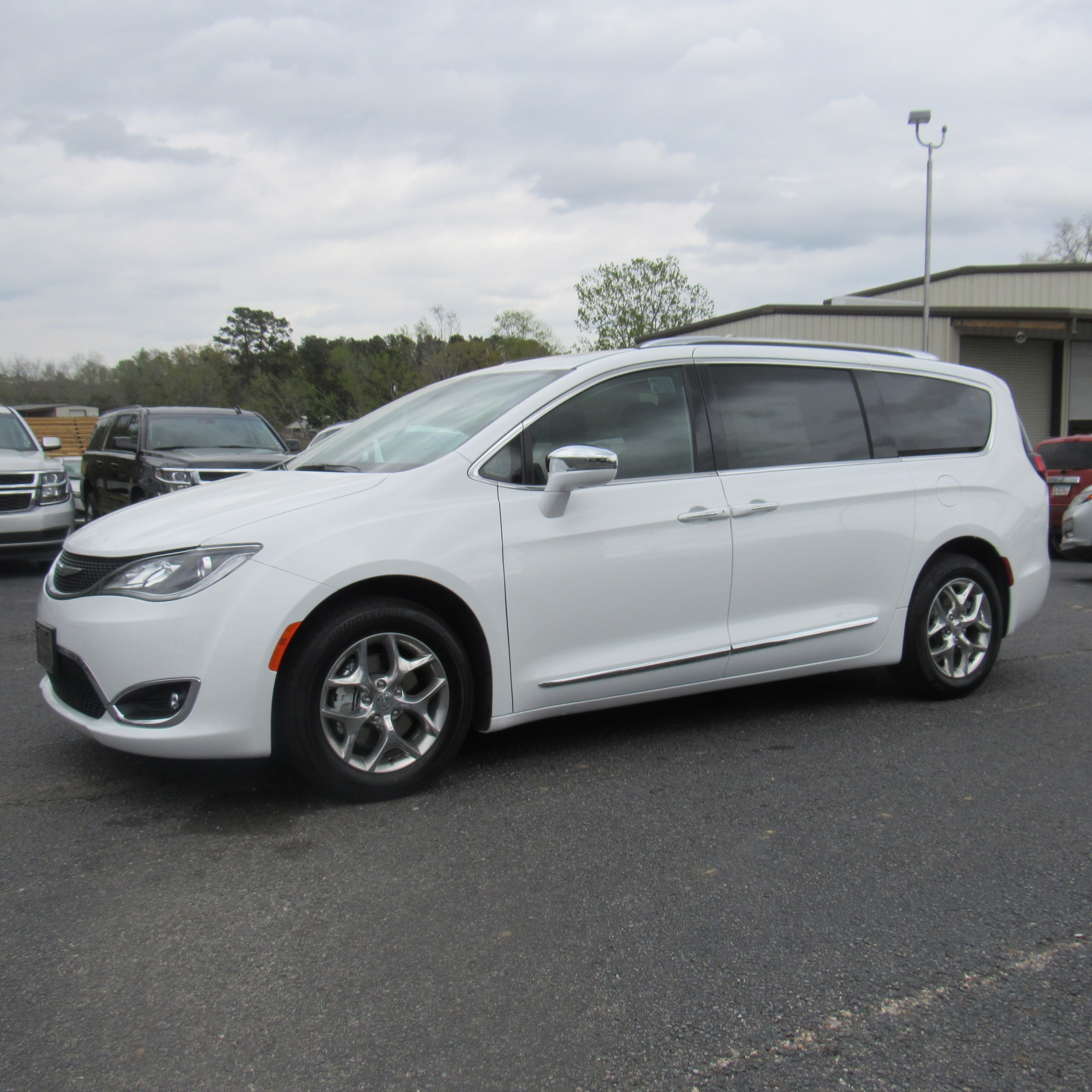 2019 Chrysler Pacifica For Sale In Thomasville GA