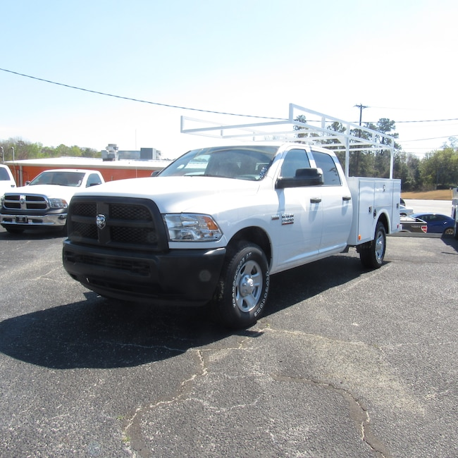 New 2018 Ram 2500 TRADESMAN CREW CAB 4X2 8' BOX Crew Cab for sale in Cairo, GA at Stallings Motors