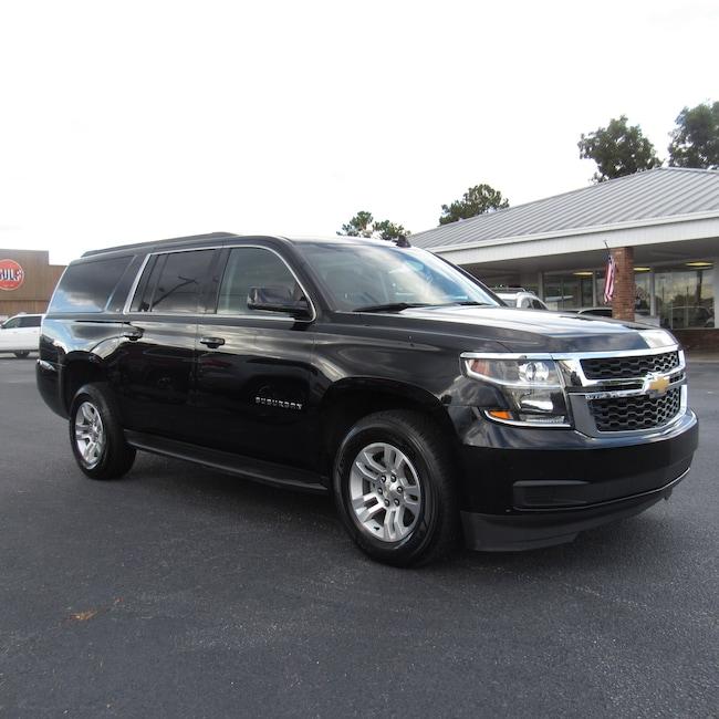 Used 2017 Chevrolet Suburban LT SUV in Thomasville, GA