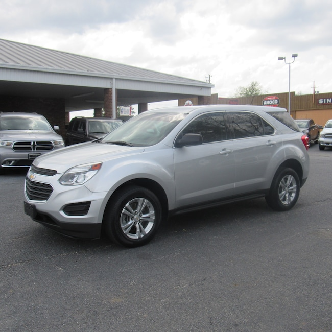 Used 2016 Chevrolet Equinox L SUV in Thomasville, GA