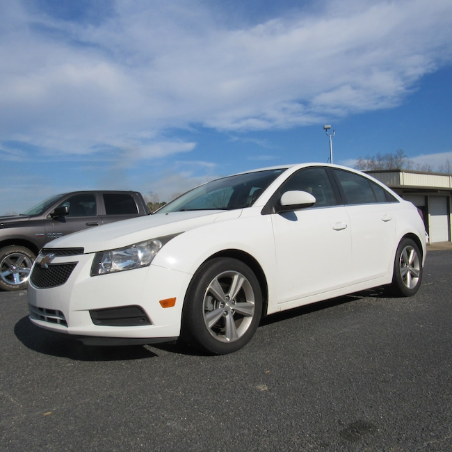 Used 2012 Chevrolet Cruze 2LT Sedan for sale in Cairo, GA at Stallings Motors
