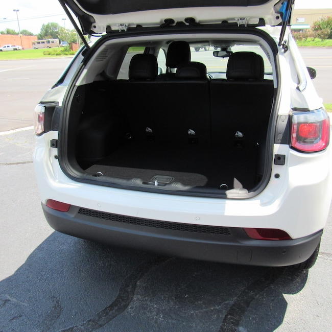Used 2017 Jeep New Compass In Thomasville