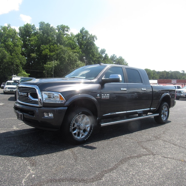 New 2018 Ram 2500 LIMITED MEGA CAB 4X4 6'4 BOX Mega Cab for sale in Cairo, GA at Stallings Motors