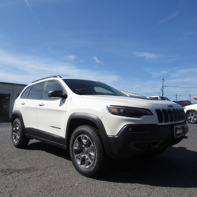 New 2019 Jeep Cherokee TRAILHAWK 4X4 Sport Utility in Thomasville, GA