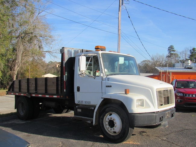 Used 2001 freightliner dump truck in thomasville serving for Stallings motors thomasville ga