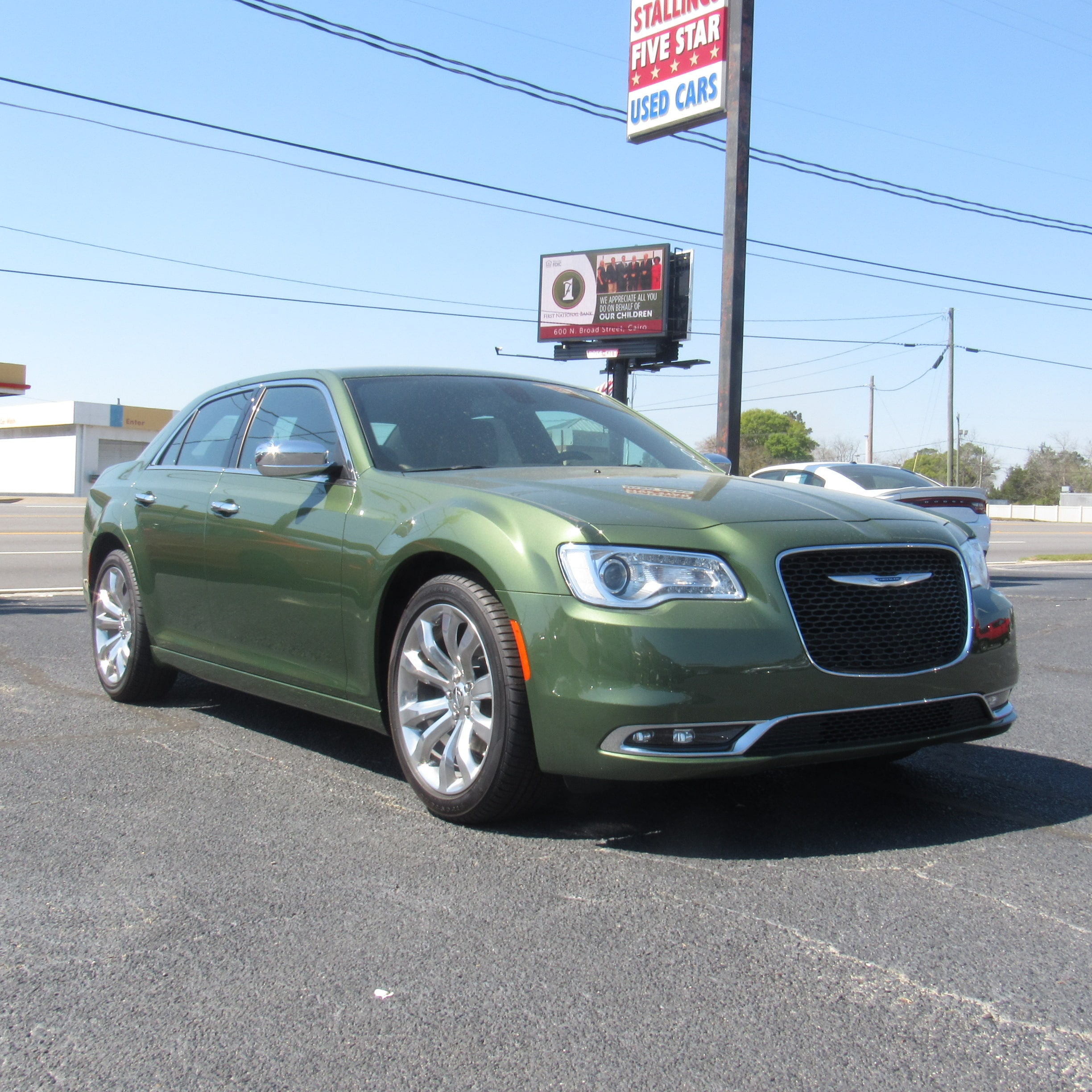 New 2018 Chrysler 300 LIMITED Sedan In Thomasville, GA
