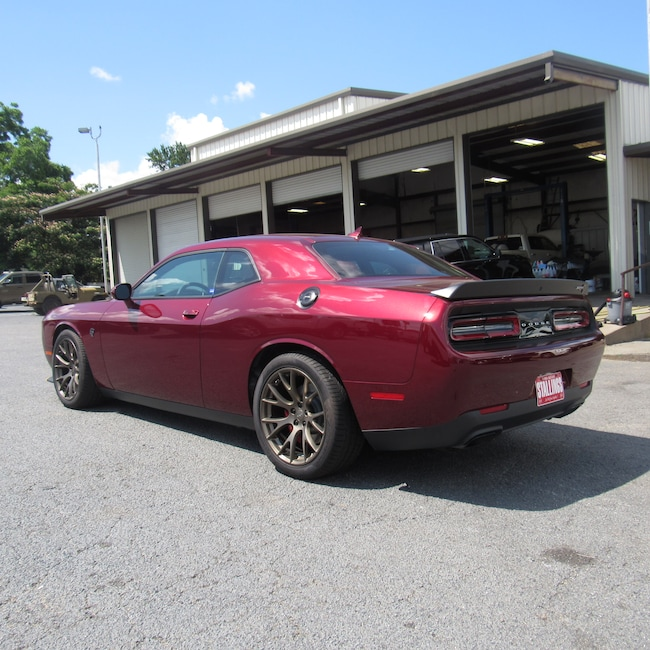 Used 2018 Dodge Challenger In Thomasville
