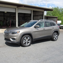 2019 Jeep Cherokee LIMITED FWD Sport Utility for sale in Cairo, GA at Stallings Motors