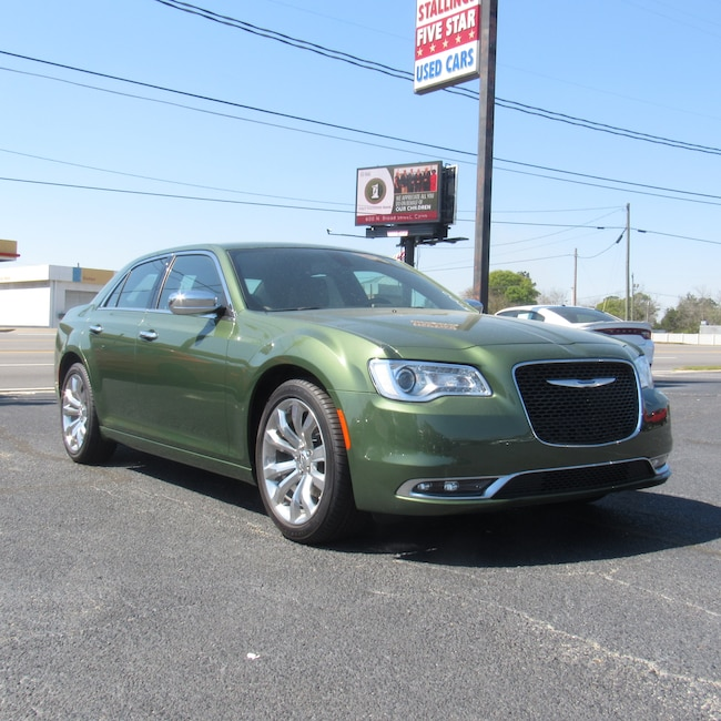 Used 2018 Chrysler 300 In Thomasville