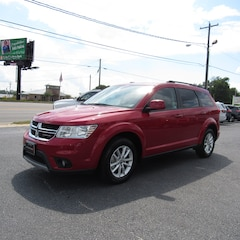 Used 2017 Dodge Journey SXT SUV in Thomasville, GA