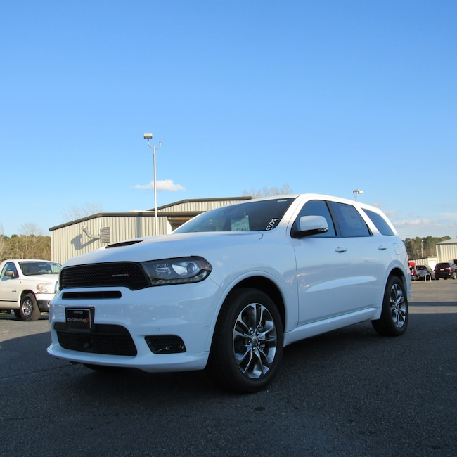 New 2019 Dodge Durango R/T RWD Sport Utility in Thomasville, GA