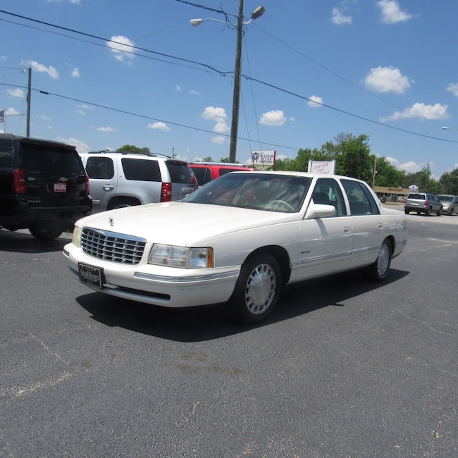 Used 1999 CADILLAC DEVILLE Base Sedan for sale in Cairo, GA at Stallings Motors
