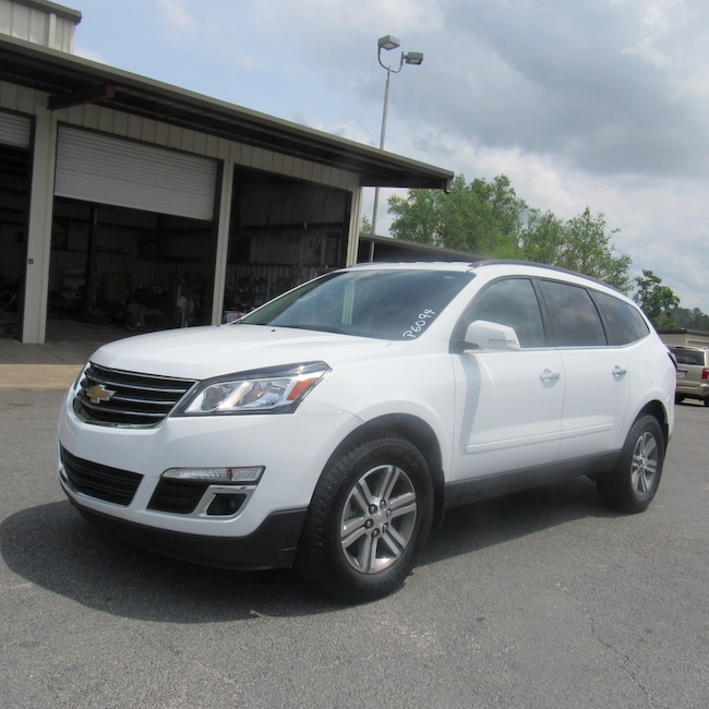 Used 2017 Chevrolet Traverse LT w/1LT SUV in Thomasville, GA