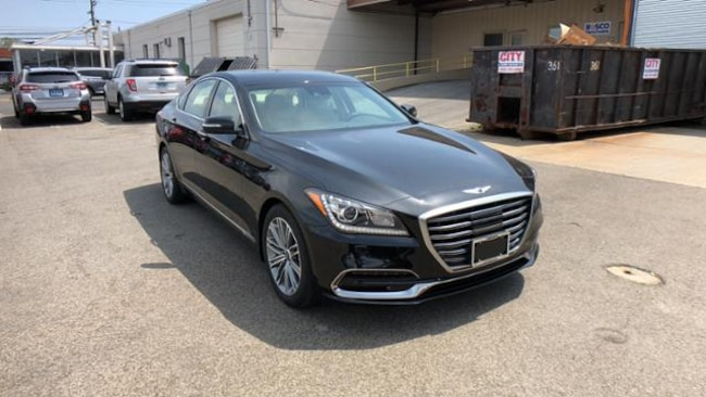 New 2019 Genesis G80 For Sale at Danbury Automotive | VIN
