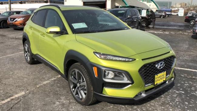 New 2019 Hyundai Kona Ultimate SUV in Stamford, CT