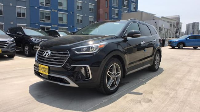 New 2018 Hyundai Santa Fe Limited Ultimate SUV Danbury, CT