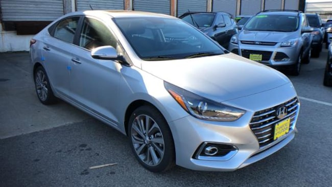 New 2019 Hyundai Accent Limited Sedan in Stamford, CT