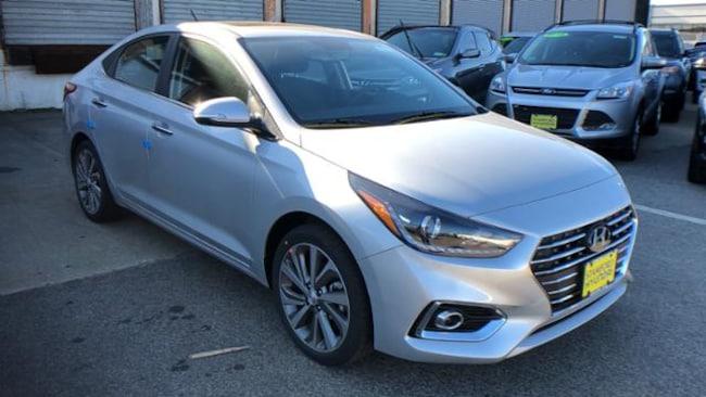 New 2019 Hyundai Accent Limited Sedan Danbury, CT