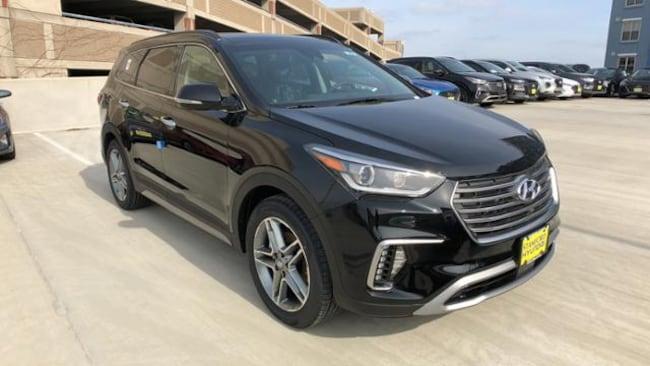 New 2019 Hyundai Santa Fe XL Limited Ultimate SUV in Stamford, CT
