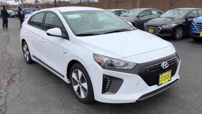 New 2019 Hyundai Ioniq Plug-In Hybrid Base Hatchback in Stamford, CT