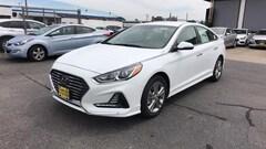 New  2018 Hyundai Sonata SEL w/SULEV Sedan Stamford, CT