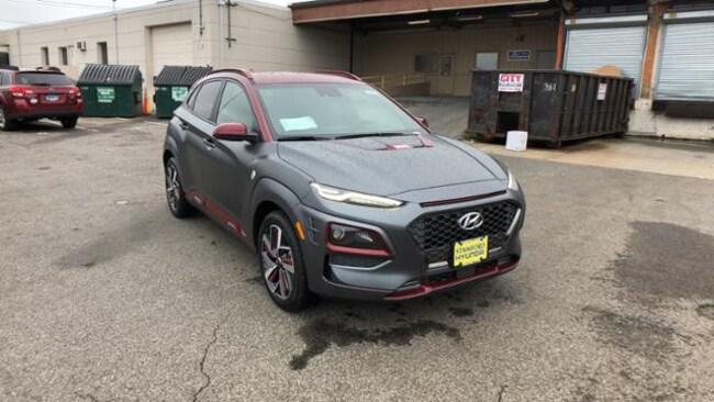 New 2019 Hyundai Kona Ultimate SUV Danbury, CT