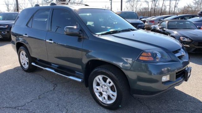 Used 2006 Acura MDX 3.5L w/Touring/RES/Navi/Onstar SUV in Stamford, CT