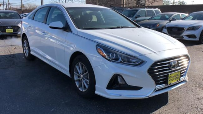 New 2019 Hyundai Sonata SE Sedan in Stamford, CT