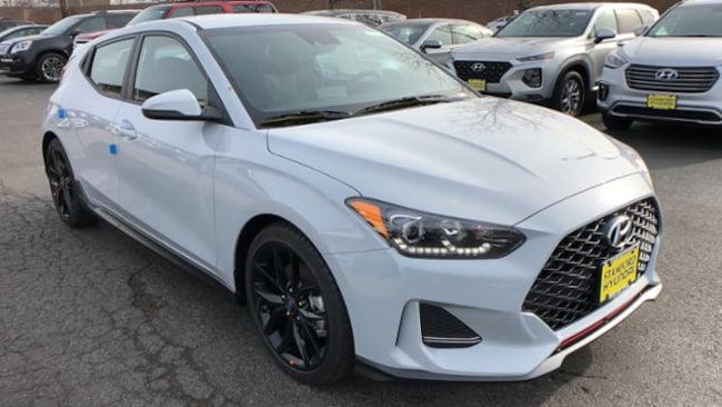 New 2019 Hyundai Veloster Turbo R-Spec Hatchback Danbury, CT