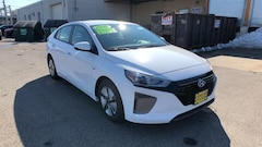2018 Hyundai Ioniq Hybrid Blue Hatchback Danbury CT