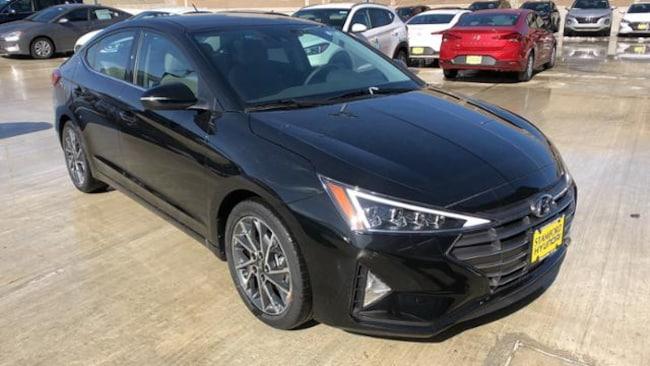 New 2019 Hyundai Elantra Limited Sedan Danbury, CT