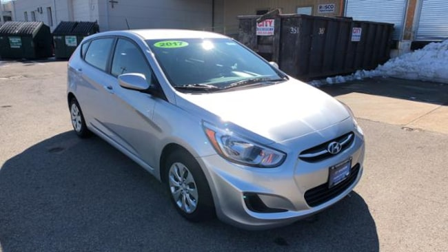 Certified 2017 Hyundai Accent SE Hatchback in Stamford, CT
